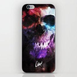 Geometric Skull v2 iPhone Skin