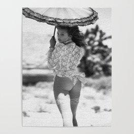 SUN UMBRELLA II Poster
