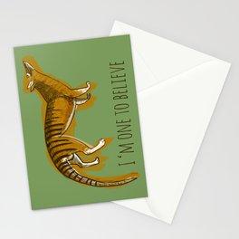 Believe in Thylacine Stationery Cards
