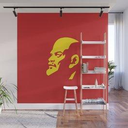 Vladimir Ilitch Oulianov Lenin Portrait Wall Mural