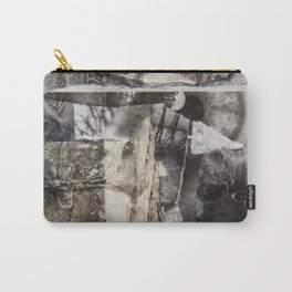 Eye Contact Carry-All Pouch