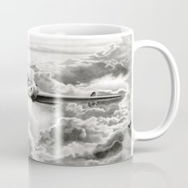 Ghost Flight- Amelia Earhart  Coffee Mug