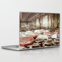 coke Laptop & iPad Skins featuring Forgotten Coke by Jonathan May