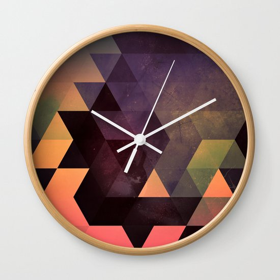 dygyt Wall Clock