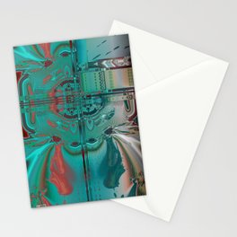 Induction Molding Stationery Cards