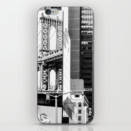 City Architecture Collage iPhone Skin