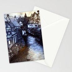 Irish Village Stationery Cards
