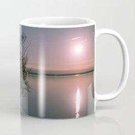 Moonrise over Sandbanks Coffee Mug