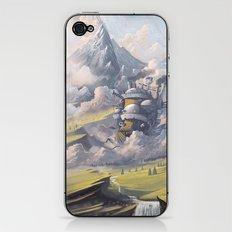 Howl's iPhone & iPod Skin