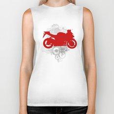Racing Biker Tank