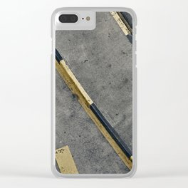 Street 1 Clear iPhone Case