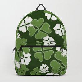 My Lucky Shamrocks III Backpack