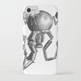 Mr Gutsy iPhone Case