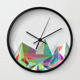 Colorflash 7 Wall Clock