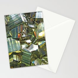 Pyrite Stationery Cards