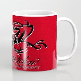 White Widow Entertainment logo by rmd Coffee Mug