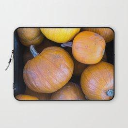 Pile of pumpkins Laptop Sleeve