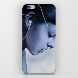 Listen Yourself iPhone Skin