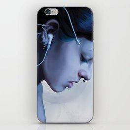 Listen Yourself iPhone Skin