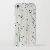 narnia iPhone & iPod Cases featuring Aspen I by Laura Ruth