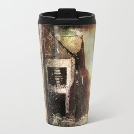 False Sunrise Travel Mug
