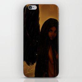 Dark Angel iPhone Skin