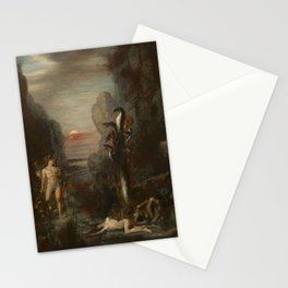 Gustave Moreau - Hercules and the Lernaean Hydra Stationery Cards