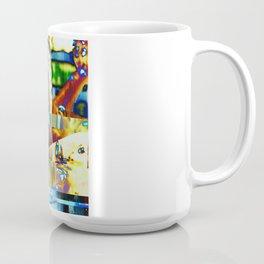 Glitch Buddha #3 Coffee Mug