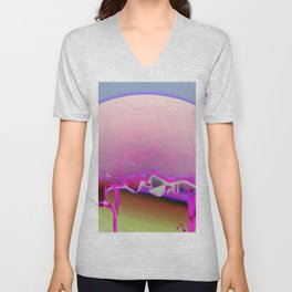 Made of Sand / Avatar Unisex V-Neck