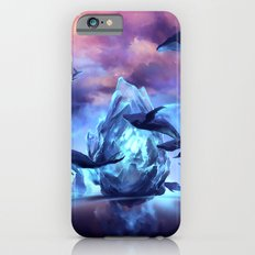 When the moon is closer iPhone 6s Slim Case