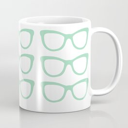 Glasses #5 Coffee Mug