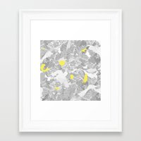 maps Framed Art Prints featuring Maps. by valennelav