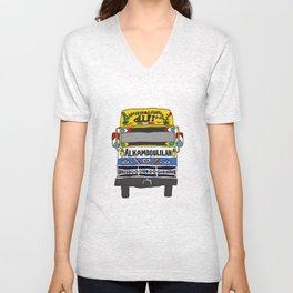 Bush Taxi Unisex V-Neck