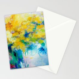 Chin Up Buttercup Stationery Cards