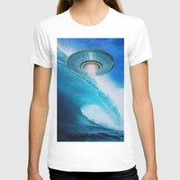 ufo T-shirts featuring UFO by John Turck