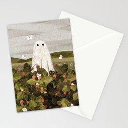 Strawberry Fields Stationery Cards