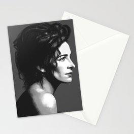 Julia Roberts Portrait Stationery Cards