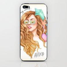 Free my mind, ARTPOP iPhone & iPod Skin