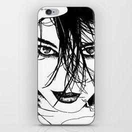 asc 352 - La négotiation (The bargain) iPhone Skin