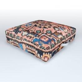 Djosan Poshti West Persian Rug Print Outdoor Floor Cushion