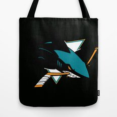 NHL - Sharks Tote Bag
