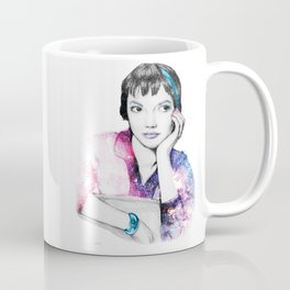 Thoroughly Modern Natalie Coffee Mug