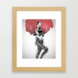 Into The Universe   Framed Art Print
