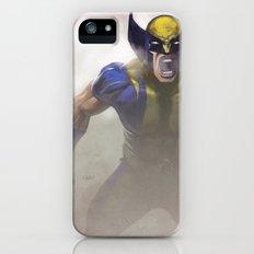 WOLVERINE iPhone (5, 5s) Slim Case