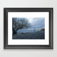 Tunkelen Framed Art Print