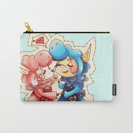 Reese and Cyrus! ACNL Carry-All Pouch