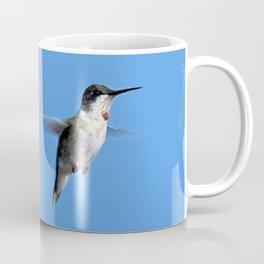 Juvenile Ruby-Throated Hummingbird Coffee Mug