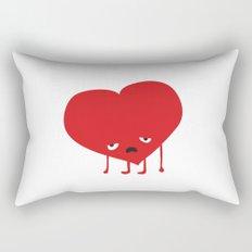 HAPPY VALENTINE Rectangular Pillow