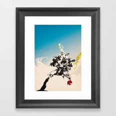 bonZ Framed Art Print