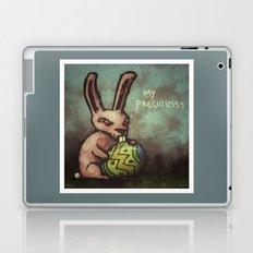 Evil Easter Bunny Laptop & iPad Skin